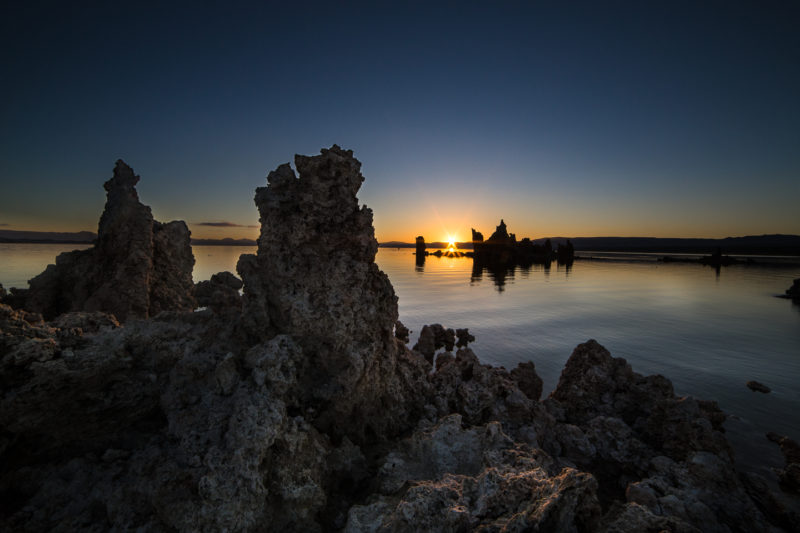 Morning Renewal, Mono Lake