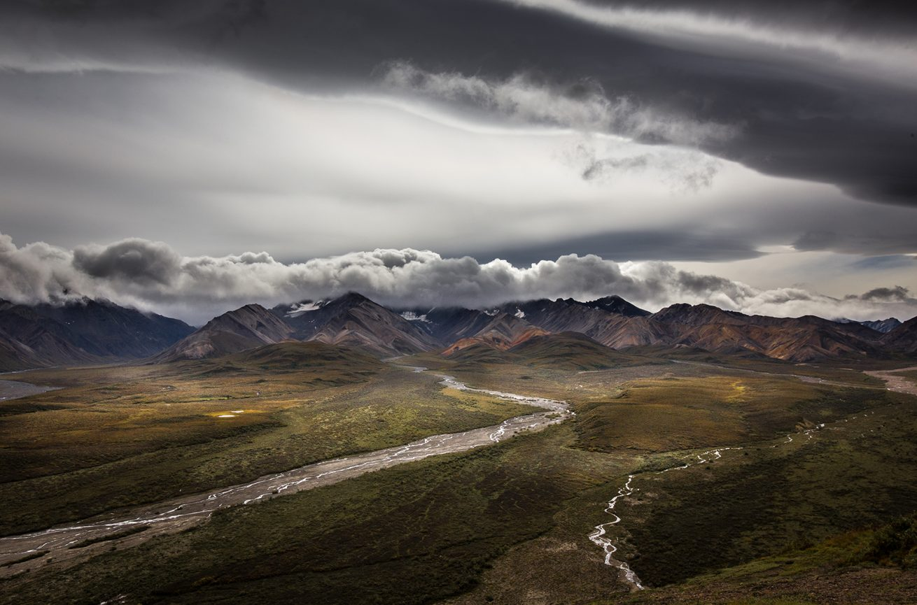 Polychrome Overlook - Dramatic Skies assignment winner