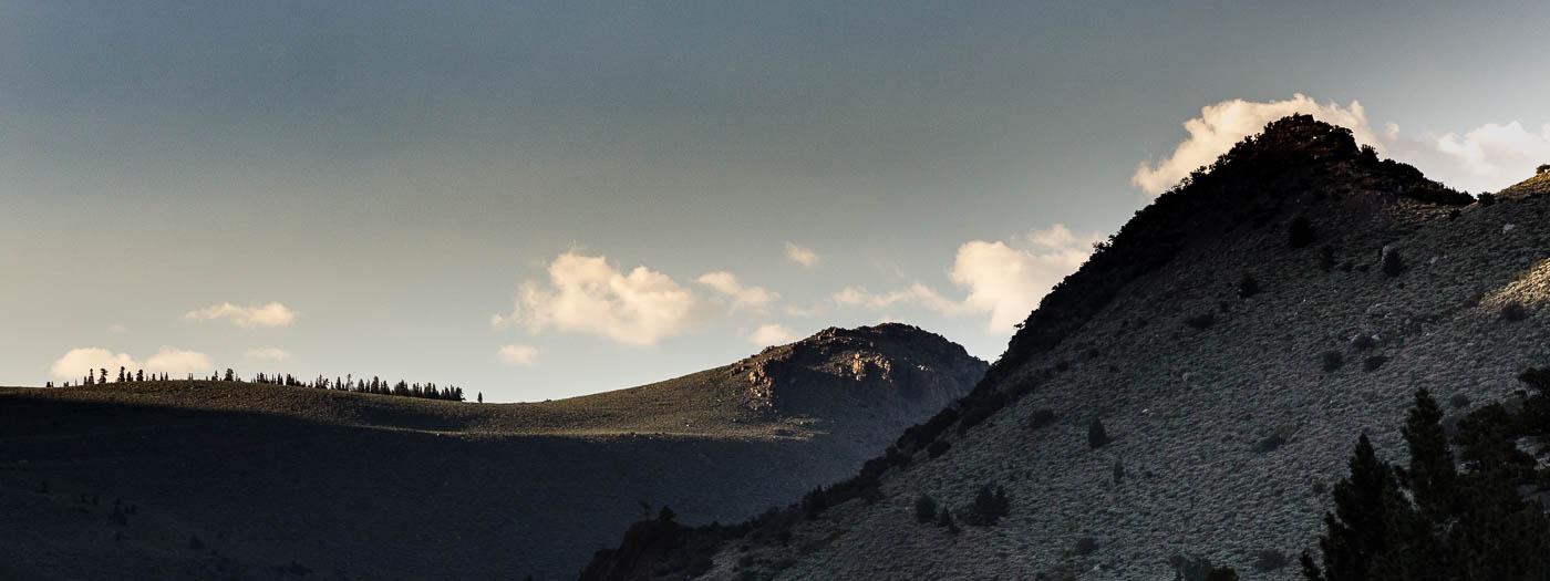 Long Shadows in the Eastern Sierra Nevada