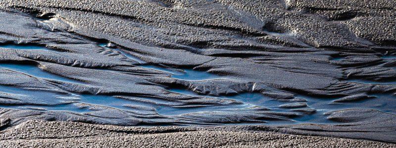 Medano Creek Mud, Great Sand Dunes National Park