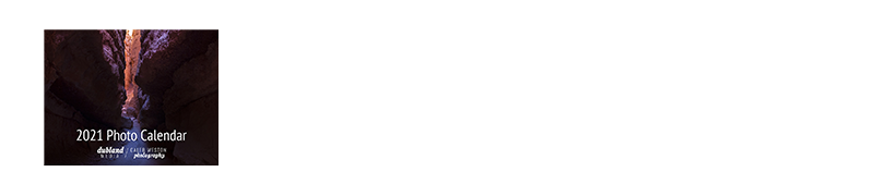 2021 Photo Calendar Banner